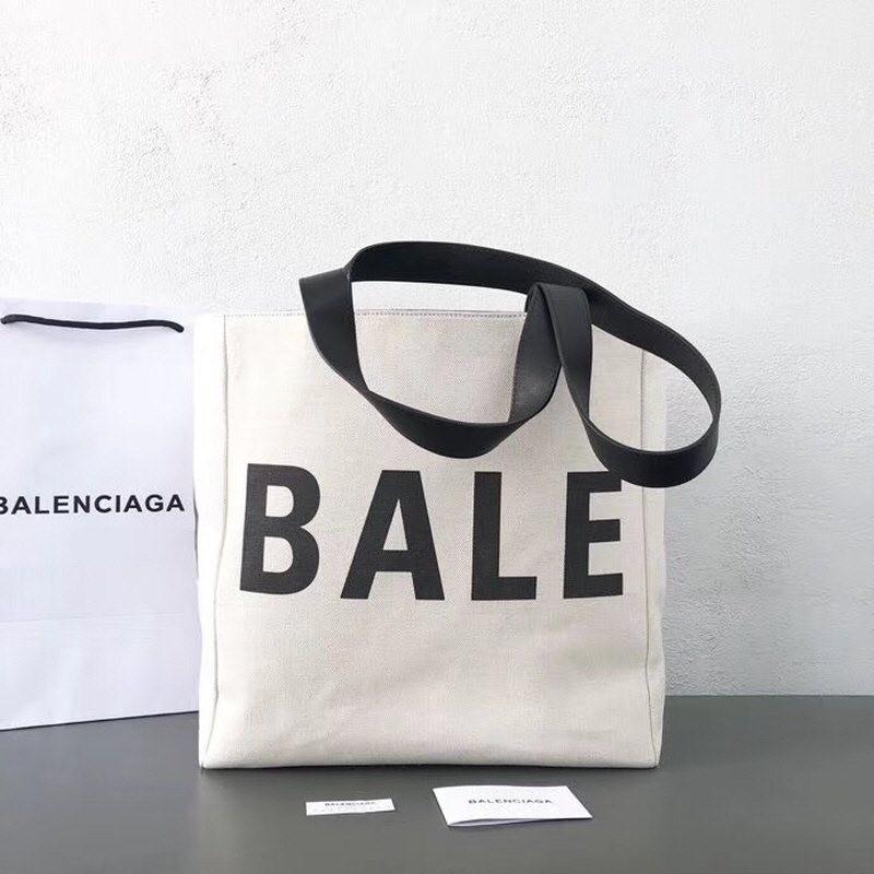 BALENCIAGA CANVAS TOTE BAG<br>발렌시아가 캔바스 토트백