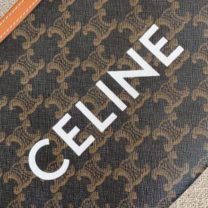 CELINE TRIOMPHE CLUTCH BAG <br>셀린느 트리옹프 클러치 백