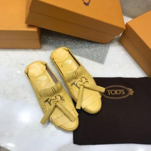 TODS DRIVING WOMEN LOAFER<br>토즈 드라이빙 여성용 로퍼<br><i>35-39 SIZE 소가죽</i>