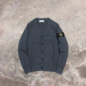 Stone Island Cardigan sweater 스톤 아일랜드 가디건 스웨터