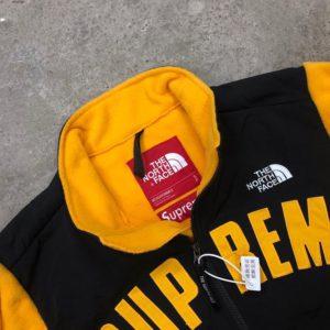 Supreme x The North Face Arc logo fleece jacket 슈프림 X 노스페이스 고어택스 자켓