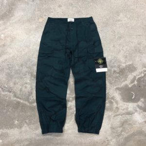 Stone Island x Supreme 19ss Camo cargo pants 스톤아일랜드 X 슈프림 카모 카고 바지
