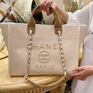 CHANEL SHOPPING BAG 샤넬 쇼핑백