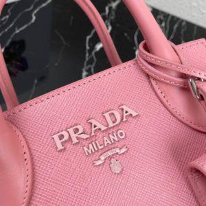 PRADA SAFFIANO MONOCHROME TOTE BAG 프라다 사피아노 모노크롬 토트백