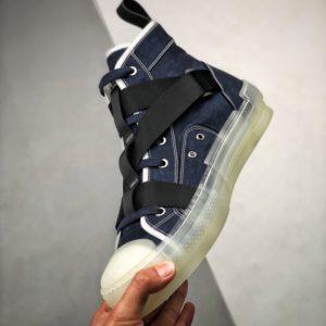 Dior B23 Oblique High Top Blue 디올 B23 하이탑 블루