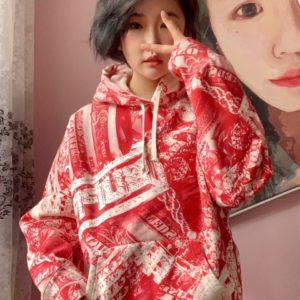 [SUPREME] 슈프림 후드티 20SS Week5 Bling Hooded Sweatshirt