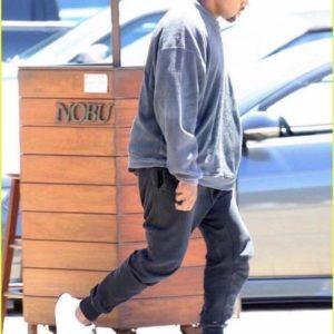 [HAIDER ACKERMANN] 하이더 아커만 X 카니예 웨스트 조거 팬츠 20FW Kanye West Jogger Pants