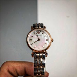 [EMPORIO ARMANI] CLASSIC WATCH AR1764 엠포리오 아르마니 여성용 클래식 시계