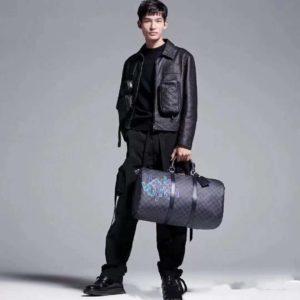 [LOUIS VUITTON] 루이비통 20SS 모노그램 엠보싱 카고 포켓 재킷