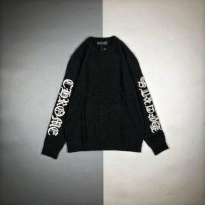 [CHROME HEARTS] 크롬하츠 20FW 자수 Sanskrit 캐시미어 스웨터