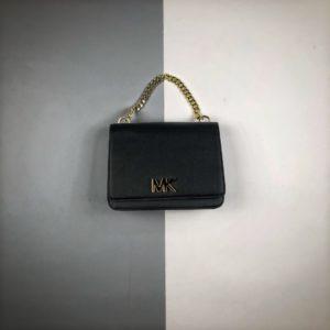 [MICHAEL KORS] 마이클 코어스 라지 체인 스웨그 숄더백 MK Mott Large Chain Swag Shoulder Bag