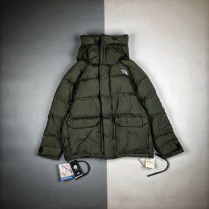 [THE NORTH FACE X HYKE] 노스페이스 x 하이크 패딩 다운 재킷
