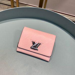 [LOUIS VUITTON] 루이비통 LV PORTEFEUILLE 트위스트 XS 컴팩트 지갑