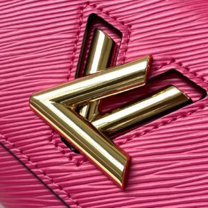 [LOUIS VUITTON] 루이비통 트위스트 미니 핸드백 Twist Mini Epi Leather Hand Bags