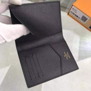[LOUIS VUITTON] 루이비통 여권 커버 Louis Vuitton Passport Cover M64502 Monogram Canvas