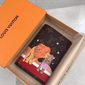 [LOUIS VUITTON] 루이비통 여권 커버 Louis Vuitton Passport Cover M63486 Monogram Canvas