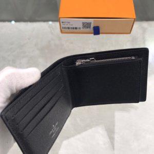 [LOUIS VUITTON] 루이비통 아메리고 타이가 지갑  Louis Vuitton AMERIGO WALLET Taiga Leather m42100
