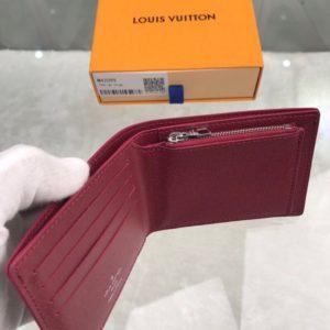 [LOUIS VUITTON] 루이비통 아메리고 타이가 지갑  Louis Vuitton AMERIGO WALLET Taiga Leather m42099