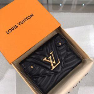 [LOUIS VUITTON] 루이비통 뉴웨이브 컴팩트 월릿 M63427 Lv New Wave Compact Wallet