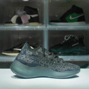 [ADIDAS] 아디다스 이지 부스트 380 블랙 카본 그레이 adidas Yeezy Boost 380 Black
