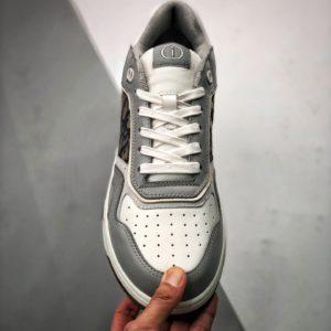 [DIOR] 디올 B27 로우 그레이 화이트 Dior B27 Low Gray White