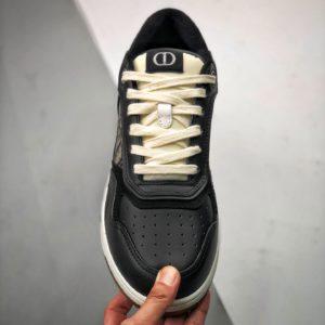[DIOR] 디올 B27 로우 블랙 베이지 Dior B27 Low Black Beige