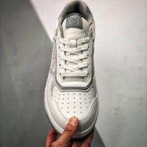 [DIOR] 디올 B27 로우 화이트 그레이 Dior B27 Low White Gray
