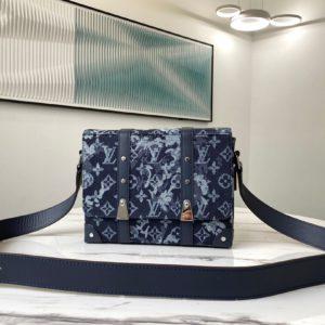 [LOUIS VUITTON] 루이비통 버질 아블로 캔버스 메신저백 Messenger & Shoulder Bags (M57282)