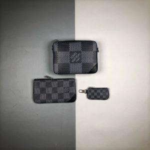 [LOUIS VUITTON] 루이비통 포셰트 트리오 메신저백 Pochette Trio Messenger Bag