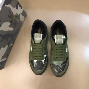 VALENTINO Rockrunner Camouflage 발렌티노 락러너 카모플라쥬 스니커즈
