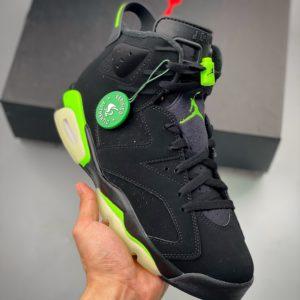 """[NIKE] 나이키 Air Jordan 6 Retro """"Electric Green"""""""