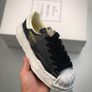 MMY Maison MIHARA YASUHIRO Wayne Original Sole Leather Low Sneaker 미하라 야스히로