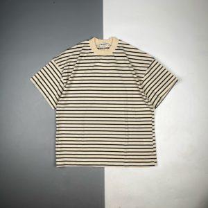 [JIL SANDER] 질샌더 21SS 스트라이프 반팔 티셔츠