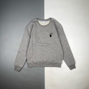 [OFF-WHITE] 오프화이트 21FW 페이드 에로우 크루넥 스웨트셔츠