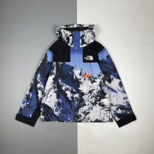[Supreme & The North Face] 슈프림&더노스페이스 스노우 마운틴 자켓