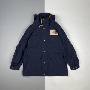 [GUCCI x The North Face] 구찌&노스페이스 조인트 21Fw 조인트 아플리케 로고 자켓