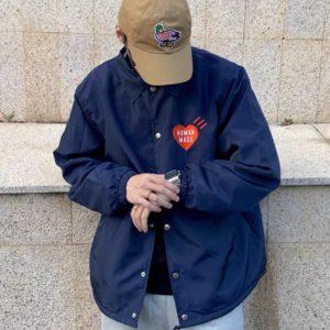 [HUMAN MADE] 휴먼메이드 21FW 러브 핫도그 재킷 아우터