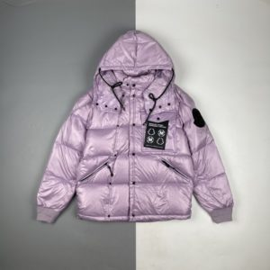 [MONCLER & FRAGMENT] 21FW Fujiwara Hiroshi Co-branded Lightning Standard Down Jacket 몽클레어 & 플라그먼트 다운 재킷