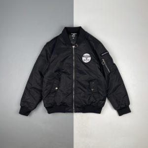 [BOY LONDON] 보이런던 21Fw Eagle Ribbon Embroidered Baseball Jacket